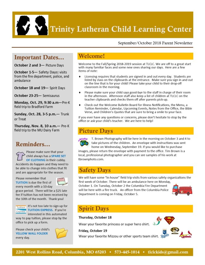 Sept-Oct 2018 Newsletter pg1