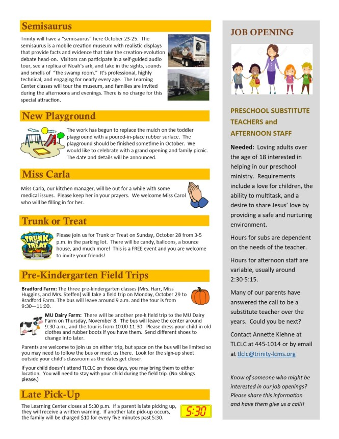 Sept-Oct 2018 Newsletter pg2