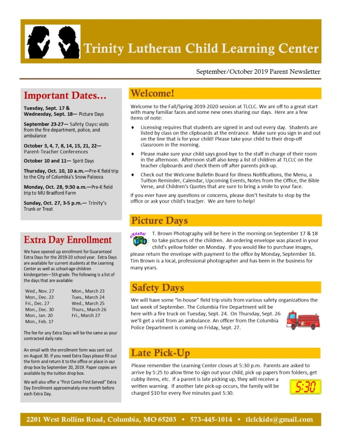 Sept-Oct 2019 Newsletter pg1
