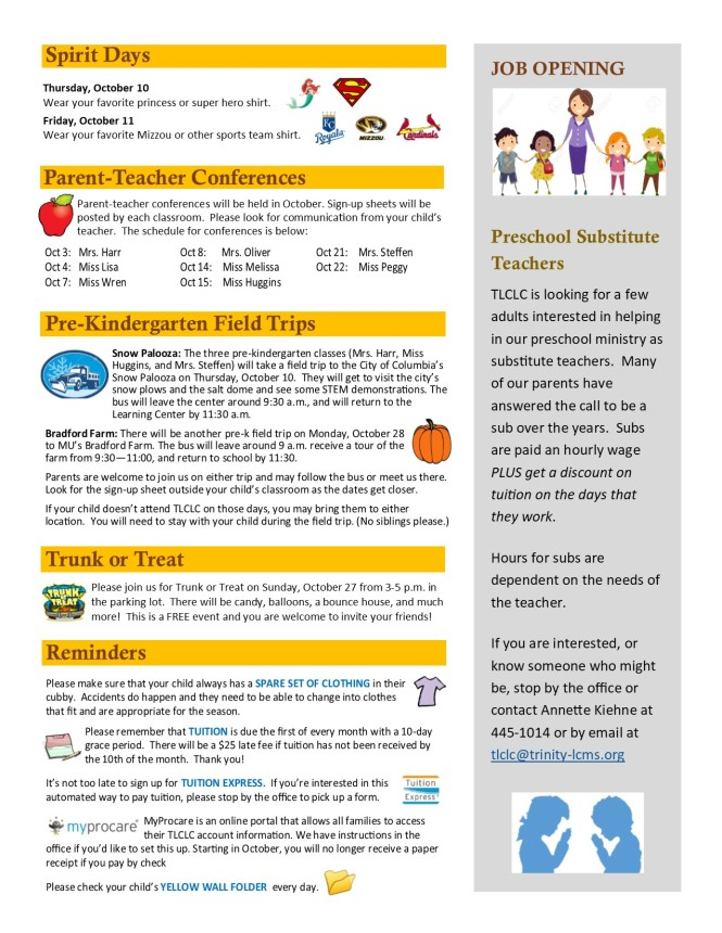 Sept-Oct 2019 Newsletter pg2