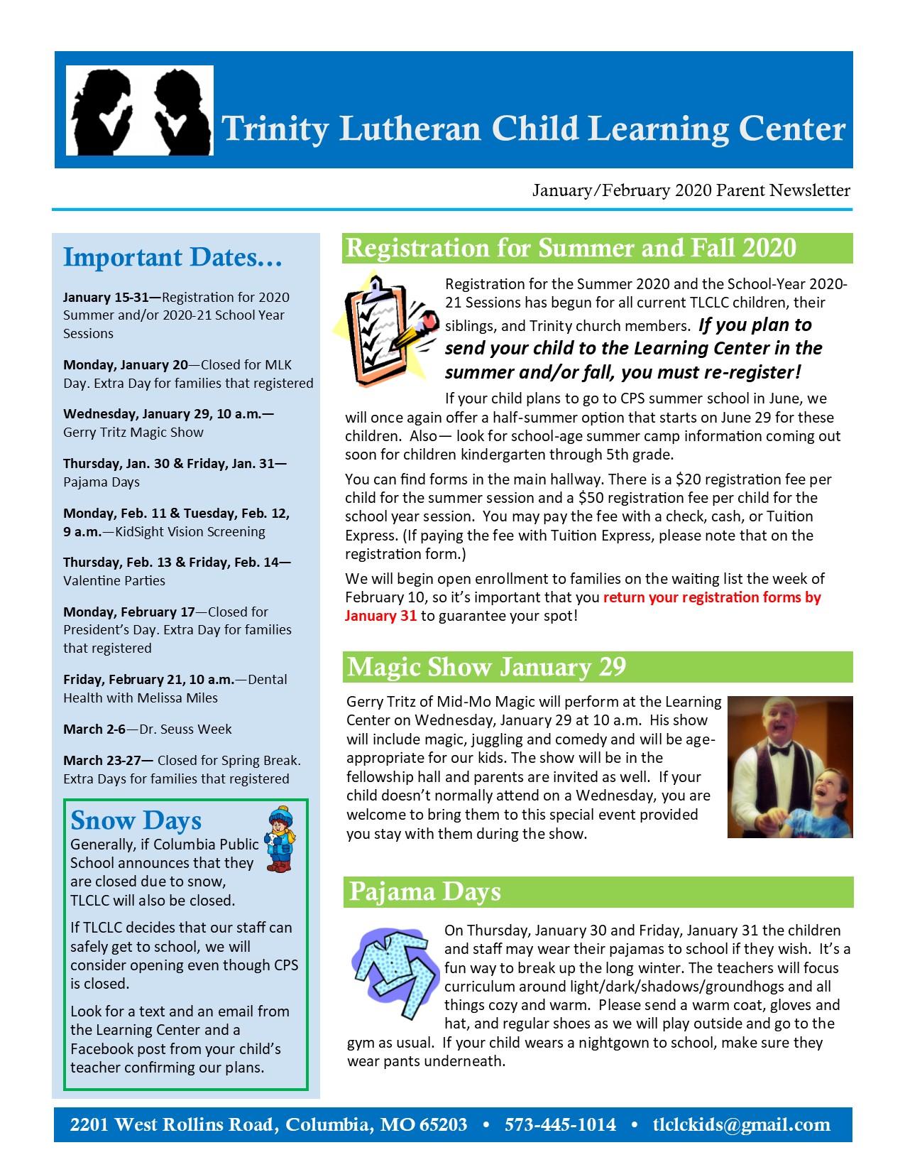 Jan-Feb 2020 Newsletter pg1